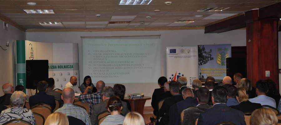 W dniach 4-5 października w Olsztynie odbyło się Warmińsko-Mazurskie Forum Innowacji w Rolnictwie i na Obszarach Wiejskich, które zgromadziło ponad 150 uczestników