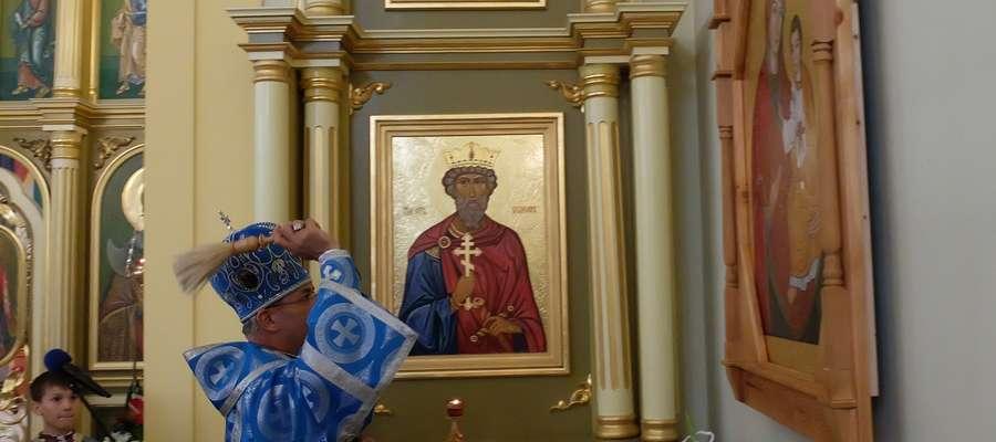 Olsztyńscy grekokatolicy spotkali się na święcie parafialnym