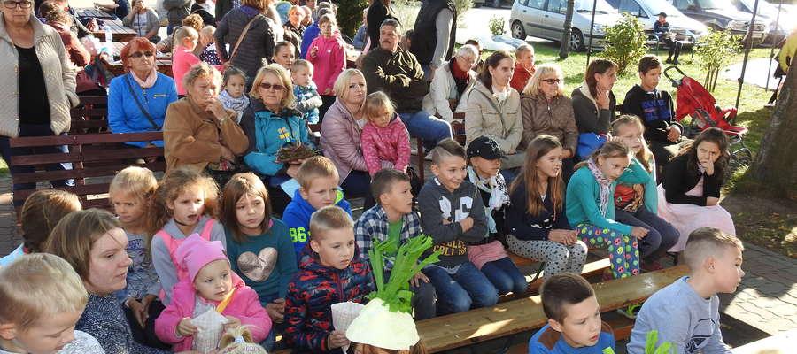 Festynowi goście spotkania w Łąkorzu