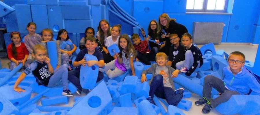 Dzieci w Toruniu dobrze się bawiły