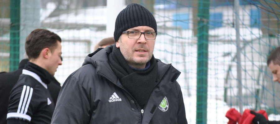 Wojciech Tarnowski ostatnio pracował w III-ligowym GKS Wiekielec