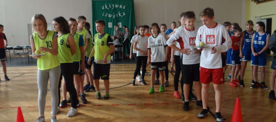 """Polna na start! """"Aktywna Czwórka"""" [zdjęcia]"""