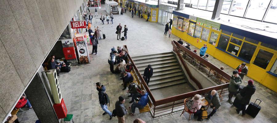 dworzec kolejowy olsztyn