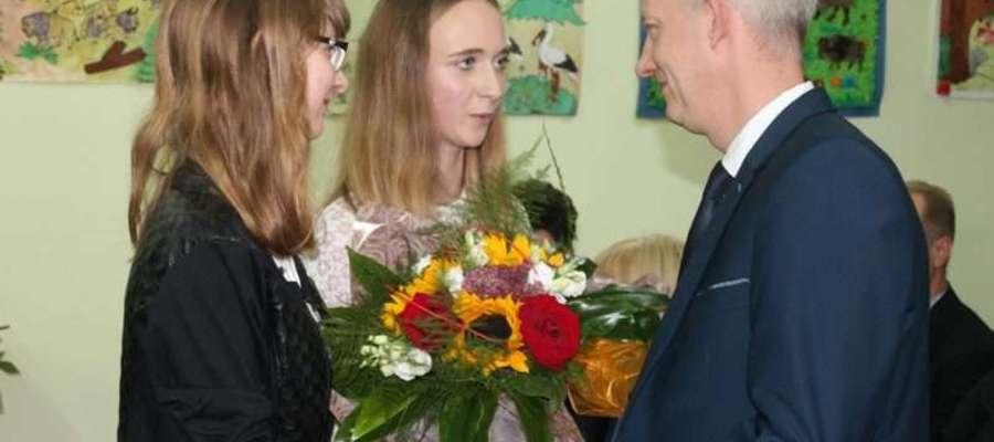 Dzień Nauczyciela w Zespole Szkół Zawodowych w Iłowie