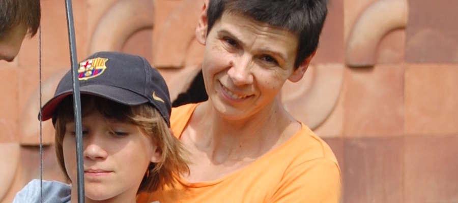 Barbara Bukowska jest pełnomocnikiem biura regionalnego Fundacji Aktywnej Rehabilitacji w Iławie