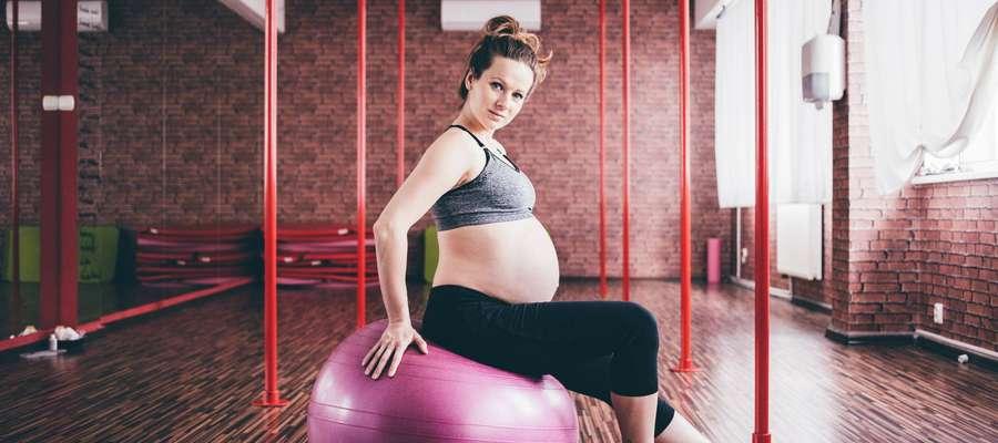 Alina Cudnoch, instruktorka fitness