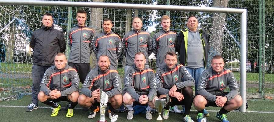 Przeprowadzone po raz szósty zakładowe mistrzostwa Bartoszyc wygrała Placówka Straży Granicznej w Sępopolu