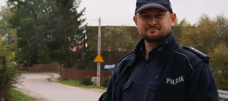 Aktualnym liderem akcji na Najpopularniejszego Dzielnicowego w powiecie ełckim jest asp. sztab. Artur Milewski (rejon gmina Ełk)
