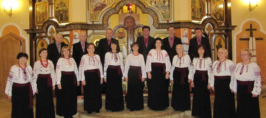 Chór Oddziału Mazurskiego Związku Ukraińców w Polsce Kamerton z Giżycka weźmie udział w tegorocznych Koncertach Muzyki Cerkiewnej