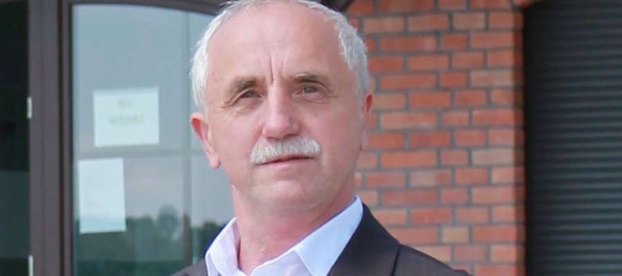 Burmistrz Rynu Józef Karpiński