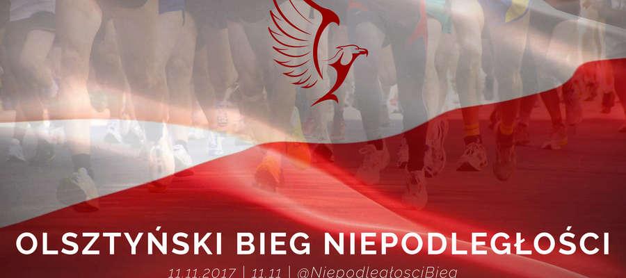 Olsztyński Bieg Niepodległości. ZAPISZ SIĘ!