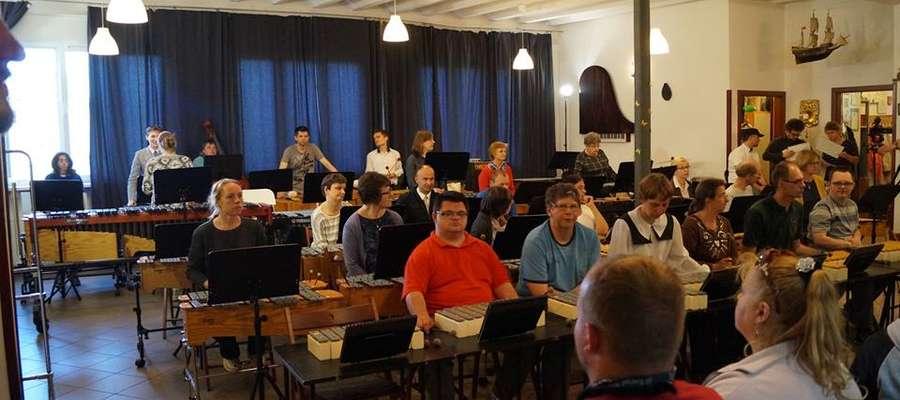 Próba Orkiestry Vita Activa