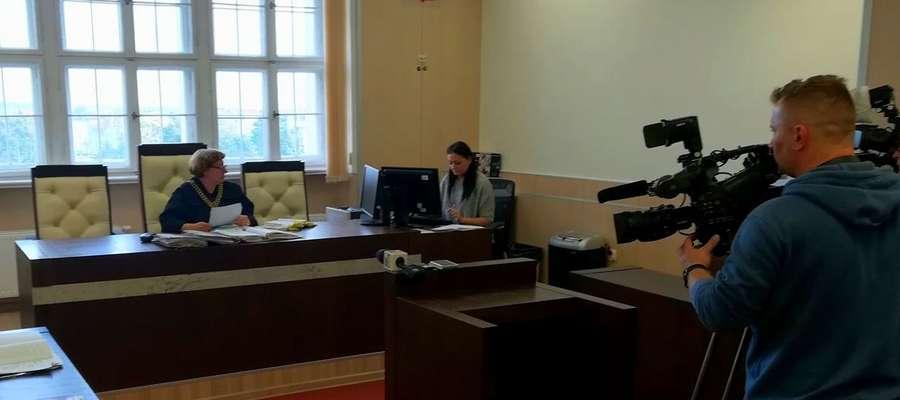 Sąd utrzymał wyrok w sprawie Piotra U. oskarżonego m.in. o pobicie 11-letniego chłopca