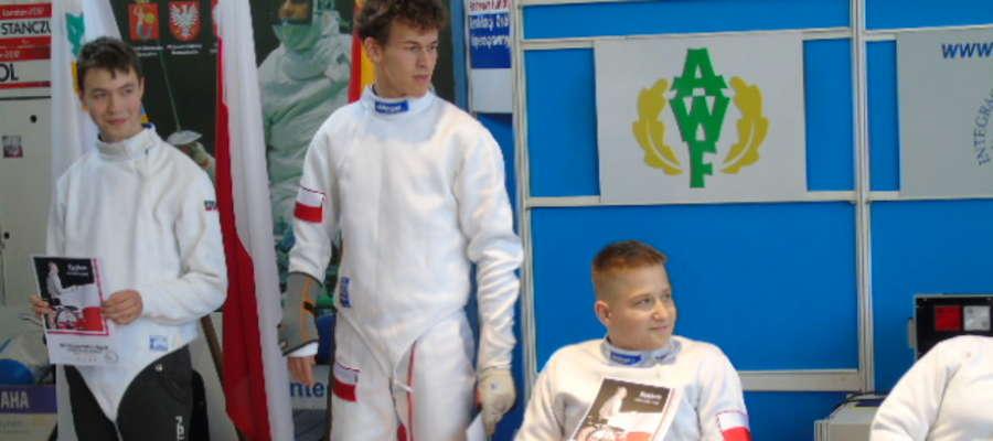 Adam trenuje od czterech lat. Tak dobre wyniki zdobyte w renomowanych zawodach plasują go w czołówce światowej.
