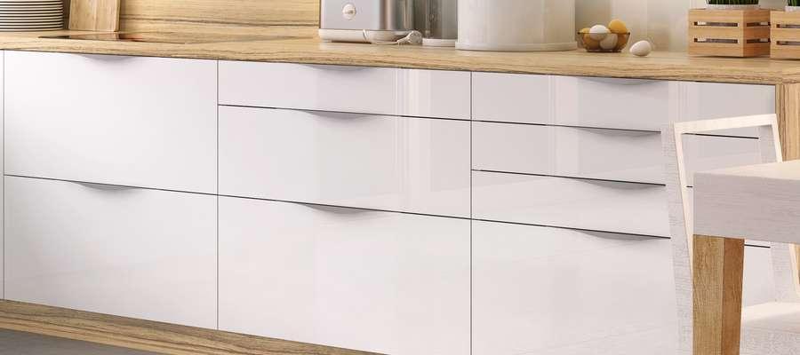 W nowoczesnej kuchni rządzą szuflady