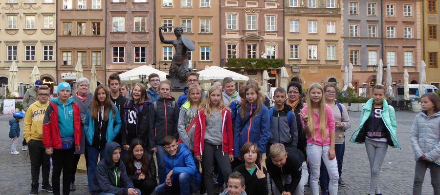 Na Starym Mieście w Warszawie