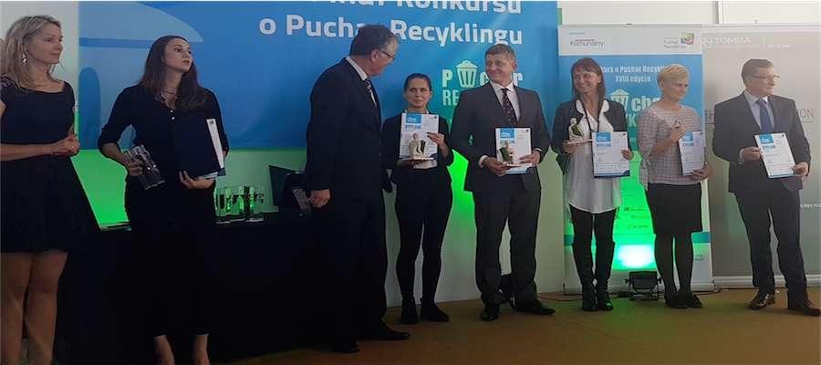 Finał Konkursu o Puchar Recyklingu