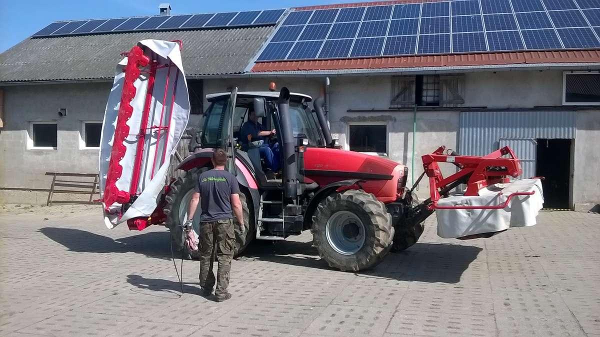 Rolnik odlicza 25 proc. wartości instalacji od należnego podatku rolnego, który musi uiszczać do gminy