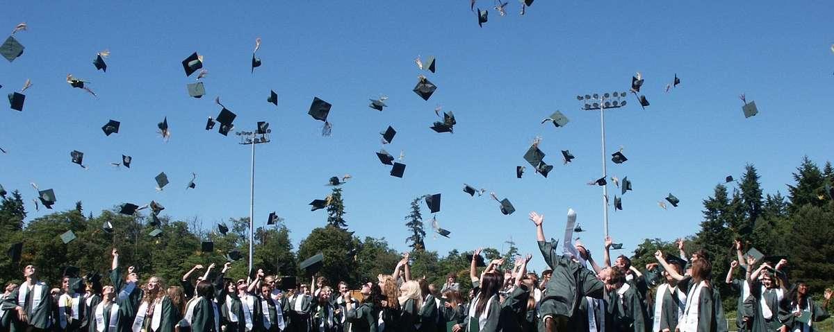 Absolwent na rynku pracy  - full image