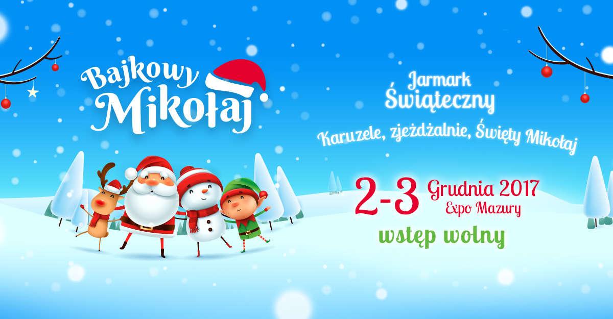 Expo Mazury po raz kolejny domem Świętego Mikołaja - full image