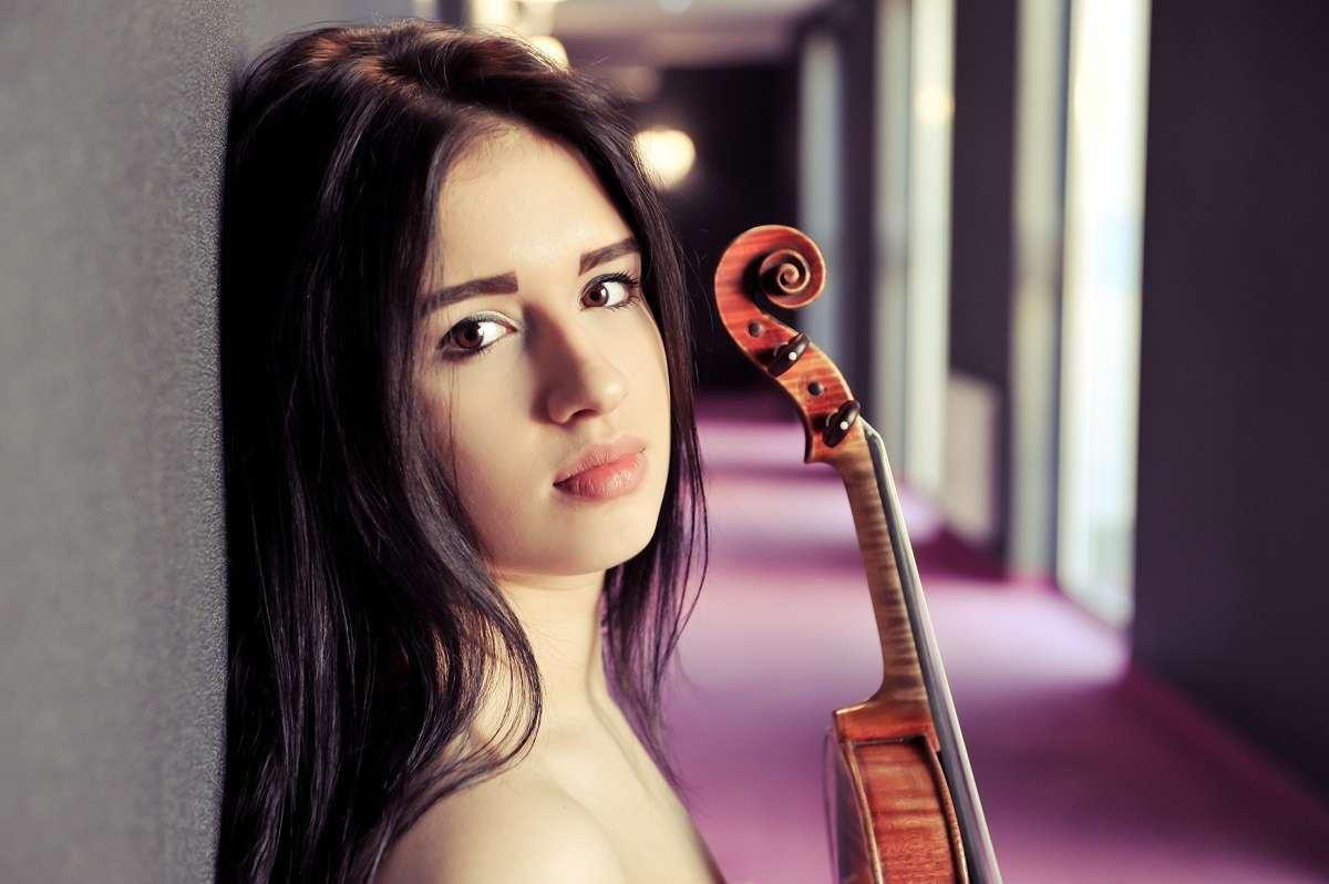 Sara Dragan — koncert w filharmonii w Olsztynie - full image