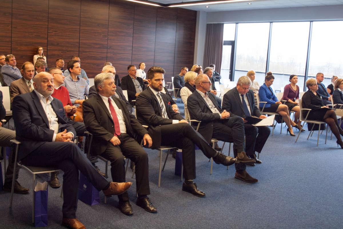 Konferencja urzędu pracy w Lidzbarku Warmińskim