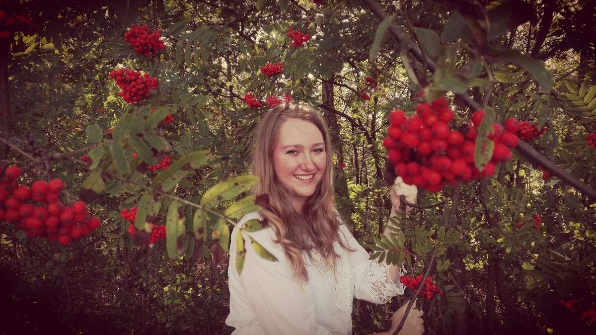 Na tropie tajemnic starego domu. Wywiad z Iloną Gołębiewską, zapowiedź spotkania w Olsztynie - full image