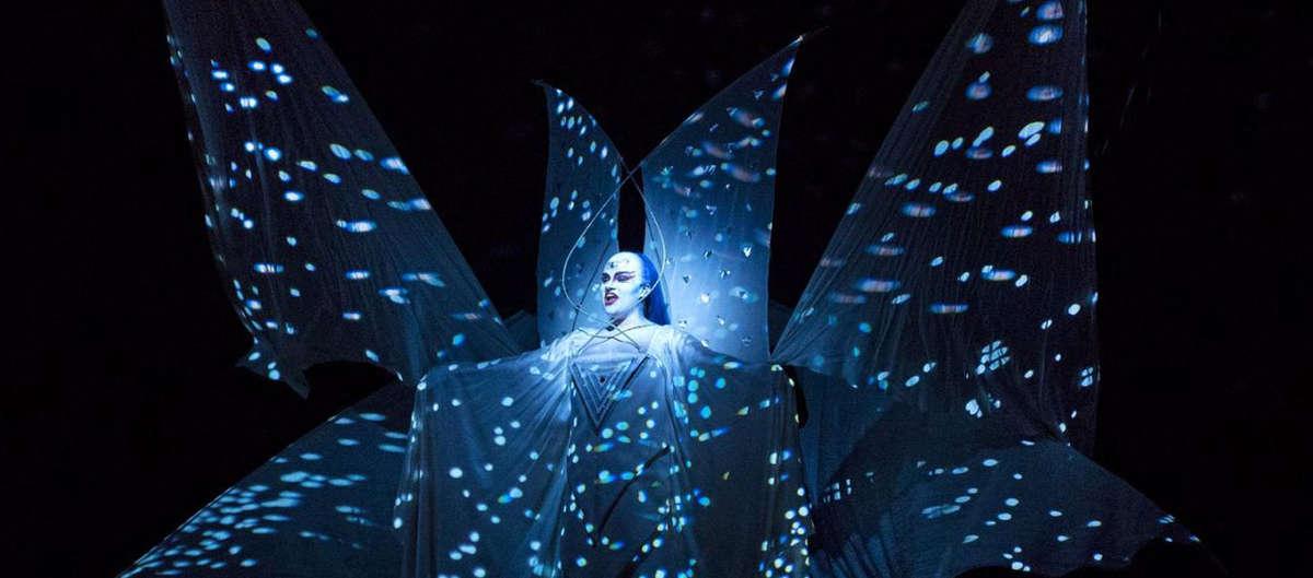 Zobacz wielką operę Mozarta. Czarodziejski flet w Ełckim Centrum Kultury! - full image