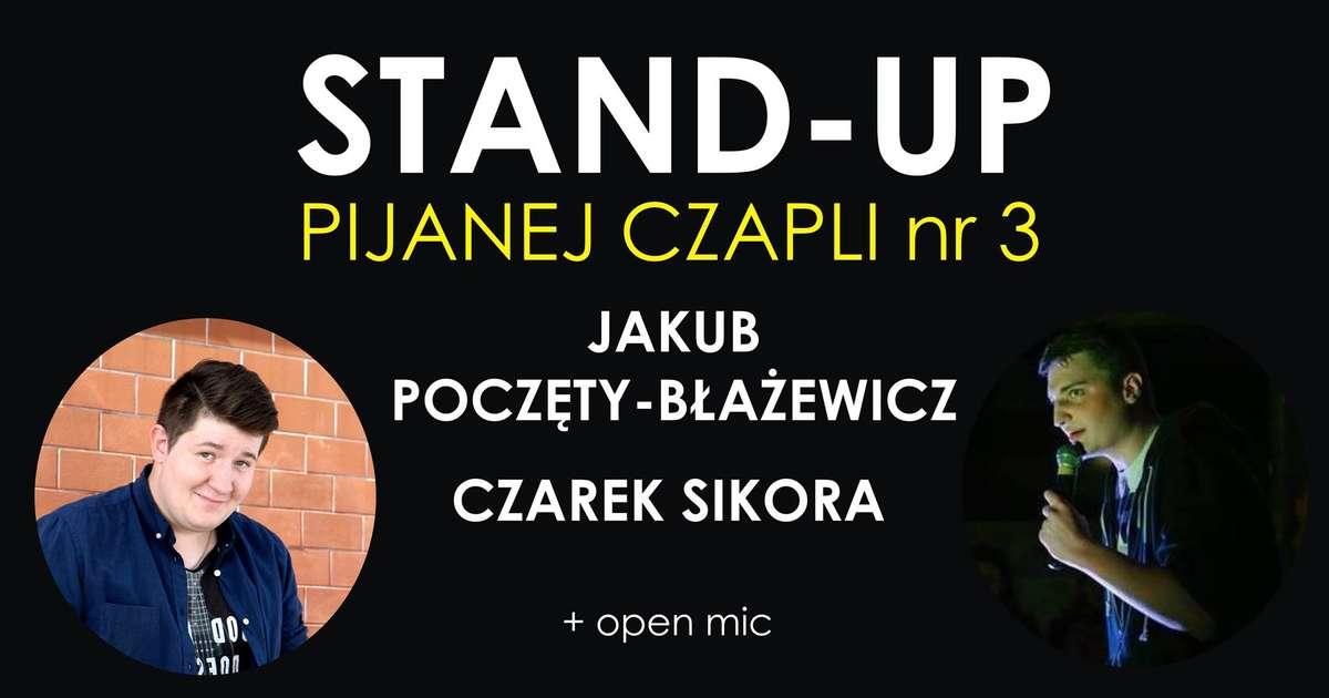 Sikora i Poczęty-Błażewicz, czyli kolejny stand-up w Olsztynie! - full image
