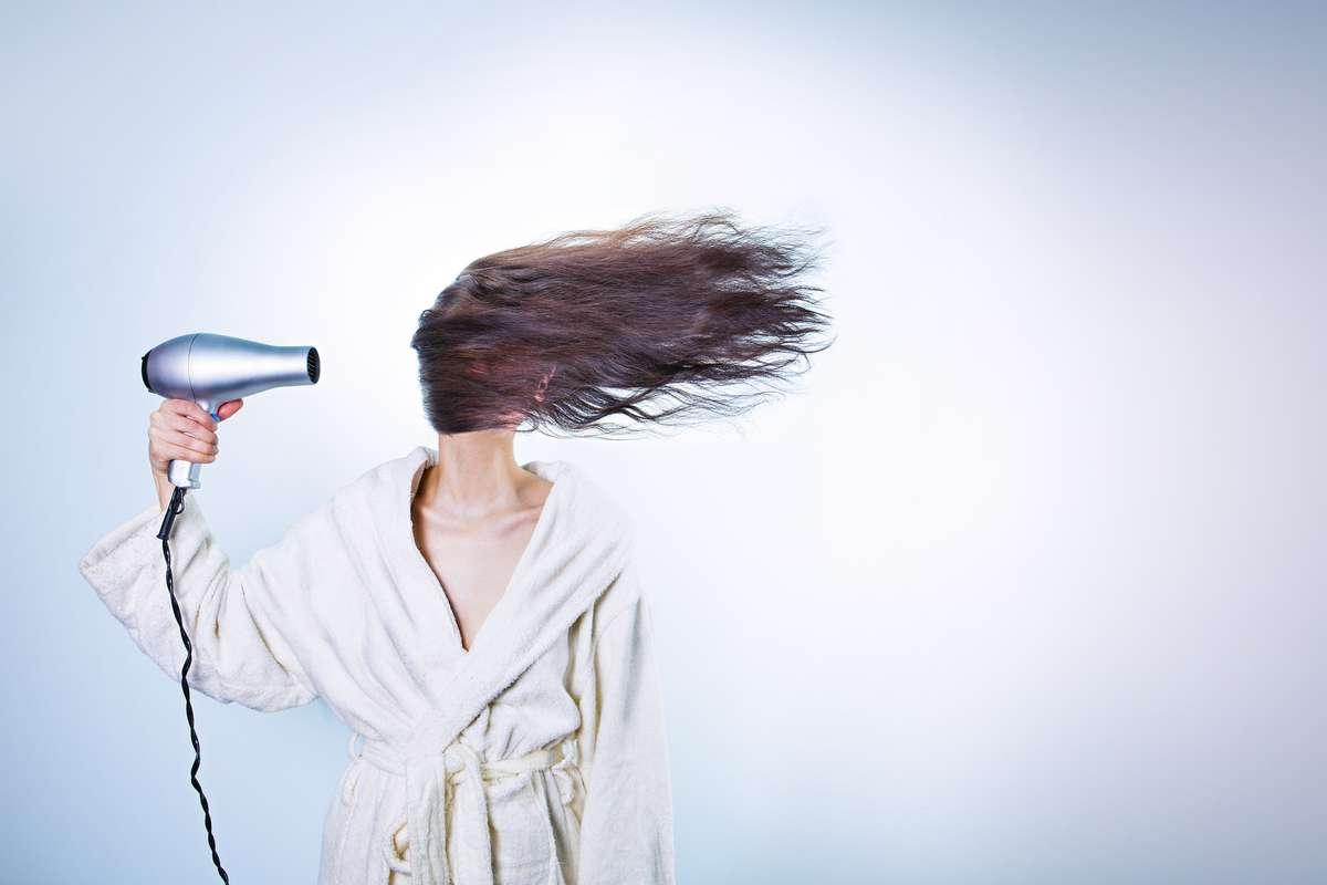 Zadbaj o cebulki włosów   - full image