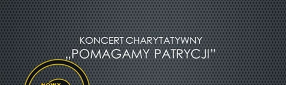 Andergrant zaprasza na charytatywny koncert Pomagamy Patrycji