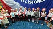 Święto Niepodległości w przedszkolu w Bisztynku