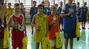 Chłopcy z SP 5 Ełk na XXV Pucharze  Łomżyczki