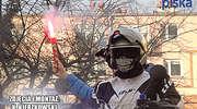 Patriotyczny ryk silników w centrum Orzysza! [FILM]