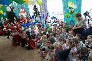 Bajkowa kraina w przedszkolu