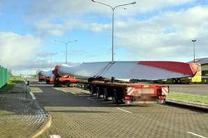 Nietypowy ładunek przejechał przez polsko-rosyjską granicę