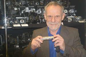 Szpiegowskie aparaty Jamesa Bonda z Biskupca
