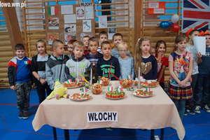 """""""Europejski Dzień Zdrowego Jedzenia i gotowania"""" w Szkole Podstawowej i Henryka Sienkiewicza w Niechłoninie [zdjęcia]"""