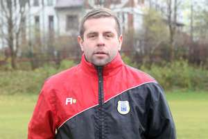 Stomil na dwa mecze z trenerem Alancewiczem