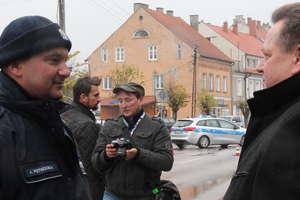 Otwarcie posterunku policji w Wydminach