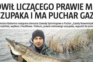 """W piątkowy poranek świeża """"Gazeta Nowomiejska"""" czeka w kioskach i innych punktach handlowych, a także w redakcji..."""
