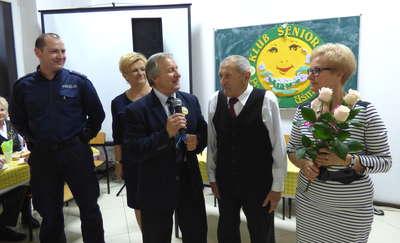 """Światowy Dzień Seniora w """"Pogodnym Uśmiechu"""""""