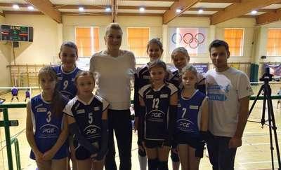 Siatkarki z Lubowidza drugie w turnieju