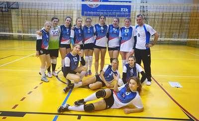 Siatkarki gimnazjum sportowego najlepsze w Ełku
