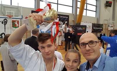 Mistrzostwa Polski Karate w Lublinie. Spisali się na medal!
