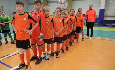 Tęcza Biskupiec i Polonia Pasłęk zwyciężyły w dziecięcym turnieju Legia-Bart Cup 2017