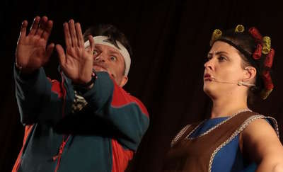 Kabaret Rewers w kinie Harmonia