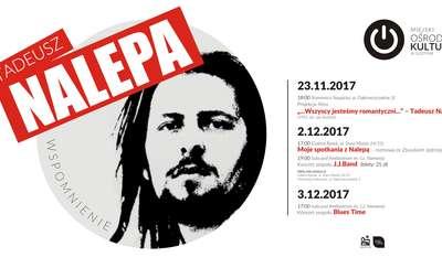 Wspomnienie o Tadeuszu Nalepie w Miejskim Ośrodku Kultury w Olsztynie