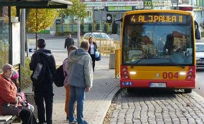 Pasażerowie 70+ prawdopodobnie doczekają się darmowych przejazdów autobusami ZKM Iława