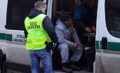 Ponad 300 Ukraińców pracowało nielegalnie w Olsztynie. Pracodawca wpadł podczas kontroli